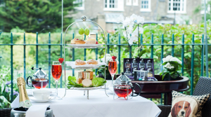 Safari Afternoon Tea at The Montague on the Gardens @ England | United Kingdom