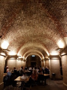 Cafe in the Crypt + Art Gallery @ Cafe in the Crypt | England | United Kingdom