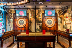 Darts night at Flight Club @ Flight Club Bloomsbury  | England | United Kingdom