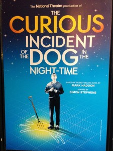 Theatre - The Curious Incident Of The Dog In The Night Time @ Piccadilly Theatre, | England | United Kingdom