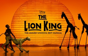 Theatre - Lion King @ Lyceum Theatre | England | United Kingdom