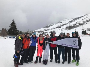 Bob on the Slopes: Ski Trip 2019 @ Tignes, France