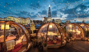 Festive Igloo Dinner - Tower Bridge @ Coppa Club | England | United Kingdom