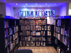 Afternoon at Ludoquist Games Cafe @ Ludoquist Games Cafe | England | United Kingdom