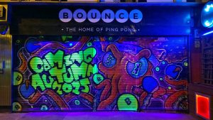 A Night of PingPong & Drinks @ Bounce Old Street | England | United Kingdom