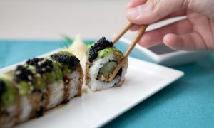 Sushi Making Class @ The Borough Welsh Congregational Chapel | England | United Kingdom