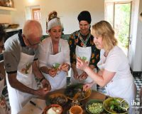 Ethiopian Cooking Class at Delina