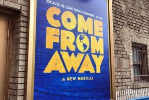 Theatre - Come From Away *Matinee Performance* @ Phoenix Theatre Charing Cross Rd | England | United Kingdom