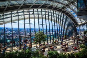Street food & View from the Sky Garden @ Padella | England | United Kingdom