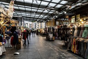 Explore Old Spitafields Market @ In front of UNIQLO Spitafield | England | United Kingdom